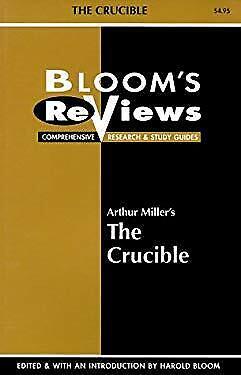 Crucible Paperback Arthur Miller