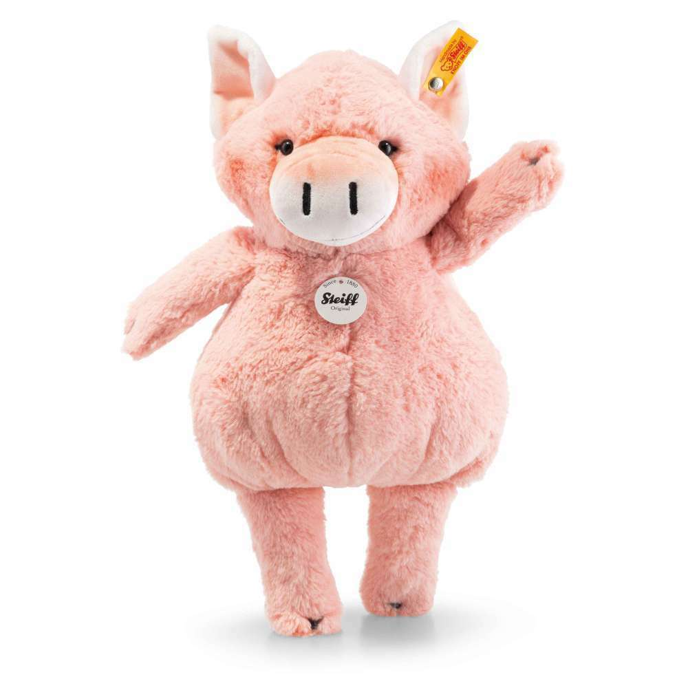 STEIFF 283055 Happy Farm Piggilee Schwein 35cm Rosa