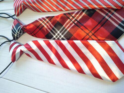 boys ties necktie neck tie childrens baby toddler christmas photo prop chevron
