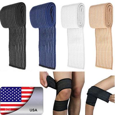 Usa Elastic Bandage Brace Support Wraps For Wrist Knee Ankle