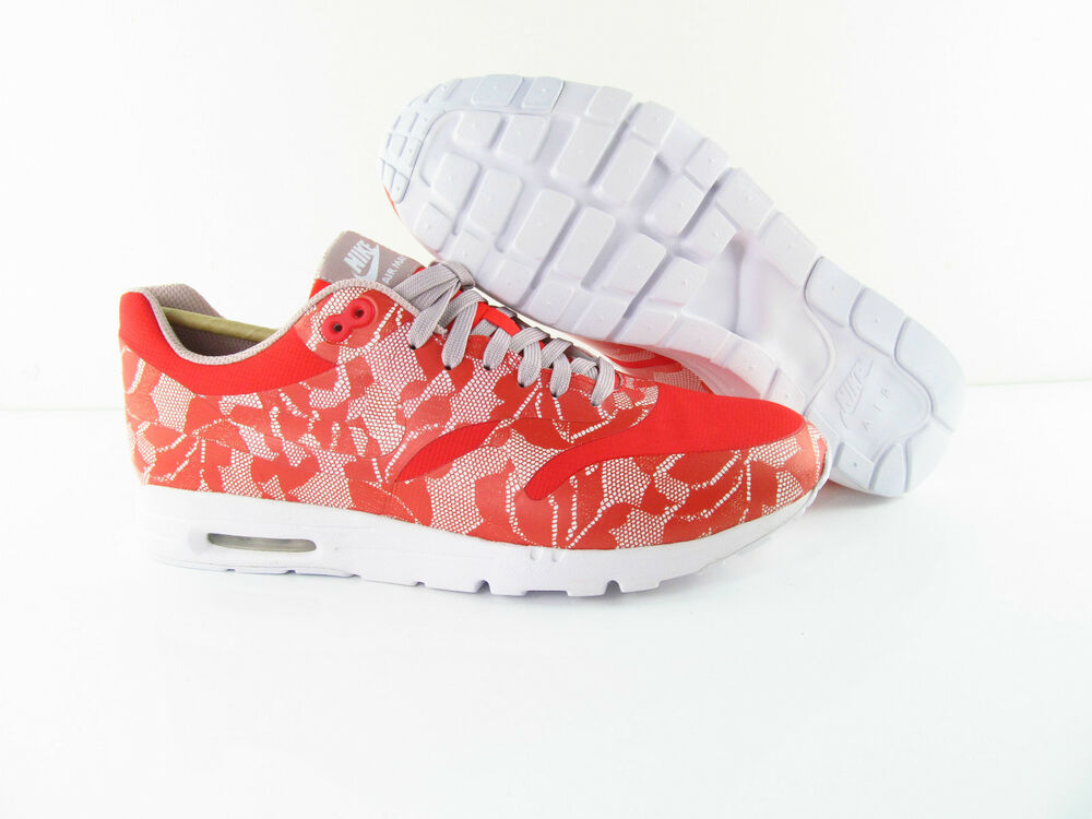 Nike Air Max 1 ultra sp Light Crimsonrougechampagne New EUR 43 44-