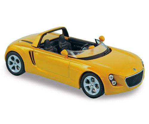 Volkswagen Eco Racer Salon de Tokyo 2005 1:43 NOREV// DIECAST MODEL CAR 840110
