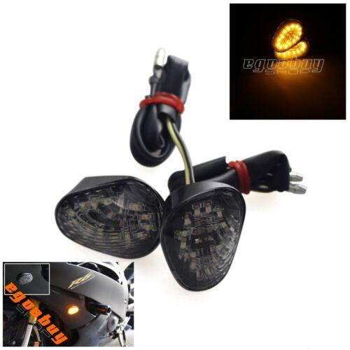 Racing Bike Turn Signal Indicator Blinker For Yamaha YZF R1 02-08 R6 03-14 R6S