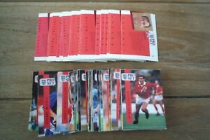 Pro Set Football Cards 1990/91 - VGC! Pick and Choose The Cards You Need