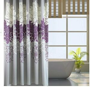 Shower curtains gt see more bathroom printed polyester fabric shower
