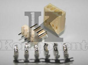 Connettori-KF2510-KF-2510-4-Pin-10-Pezzi