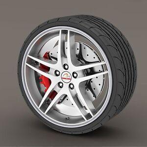 Rimblades-Alloy-Wheel-Rim-Protectors-Tyres-Tire-Guard-Rubber-Moulding-Silver