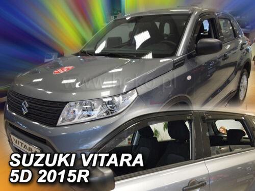 suzuki vitara II 5 türig año a partir de 2014 Heko 28649 derivabrisas 4 pzas