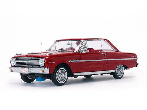 1963 Ford Falcon rosso 1 18 SUNSTAR 4544