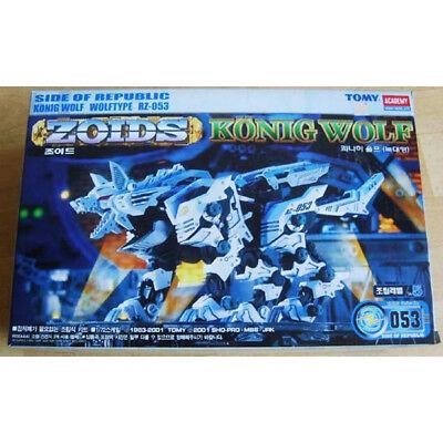 Zoids 053 Konig Wolf Toy /& Hobby F//S