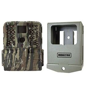 Moultrie S-50i 20MP Game Trail Secuirty Cam Camera + S-Series Security Box