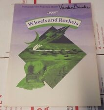 Independent Practice Book focus: Wheels and Rockets Reading for Success level 9