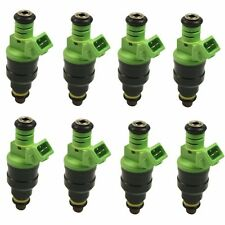 Set 8 42lb 440cc EV1 Fuel Injectors for GM LT1 LS1 LS6 Ford Mustang SOHC DOHC