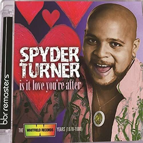 Spyder Turner - Is It Love You' Re After: The W Nuevo CD