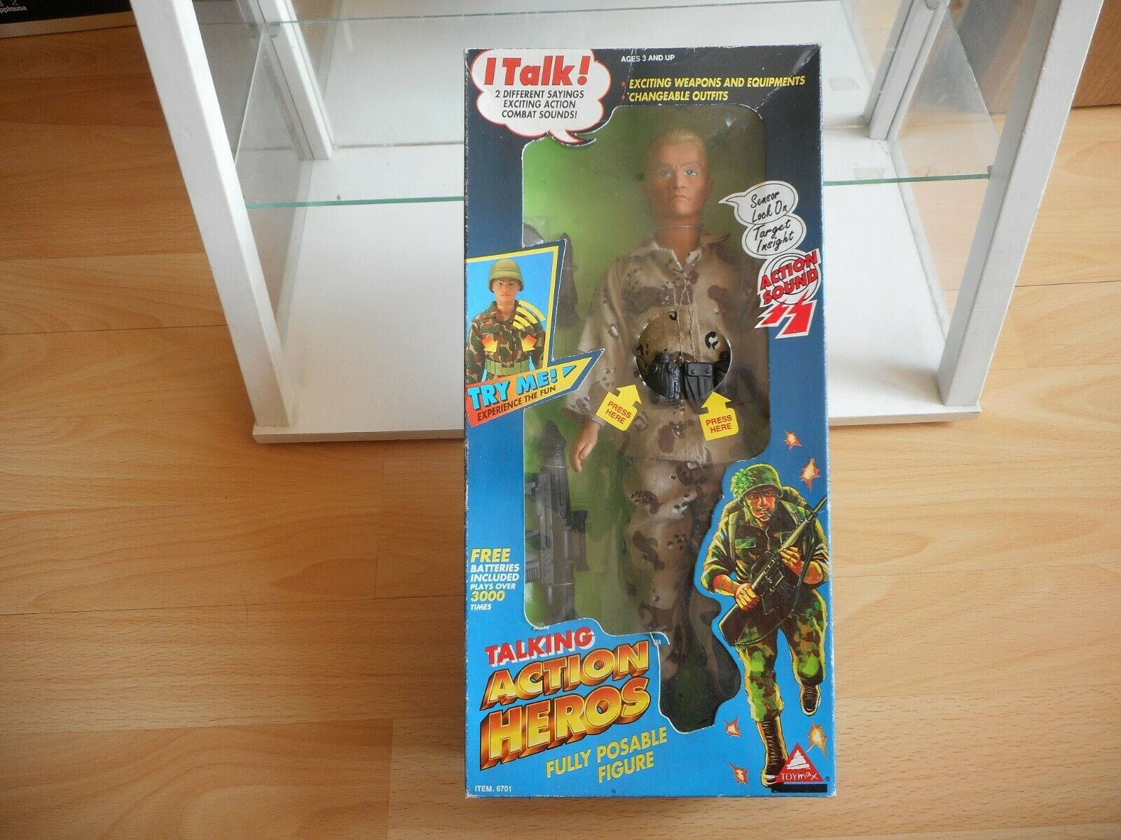 Toymax Talking Action Heroes in Box (2)