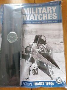 France 1970 S Eagle Moss Collection Military Watches Numéro 95-afficher Le Titre D'origine