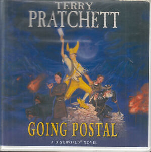 Terry-Pratchett-Going-Postal-Discworld-33-11CD-Audio-Book-Unabridged-Fantasy
