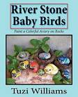 River Stone Baby Birds: Paint a Colorful Aviary on Rocks by Tuzi Williams (Paperback / softback, 2012)