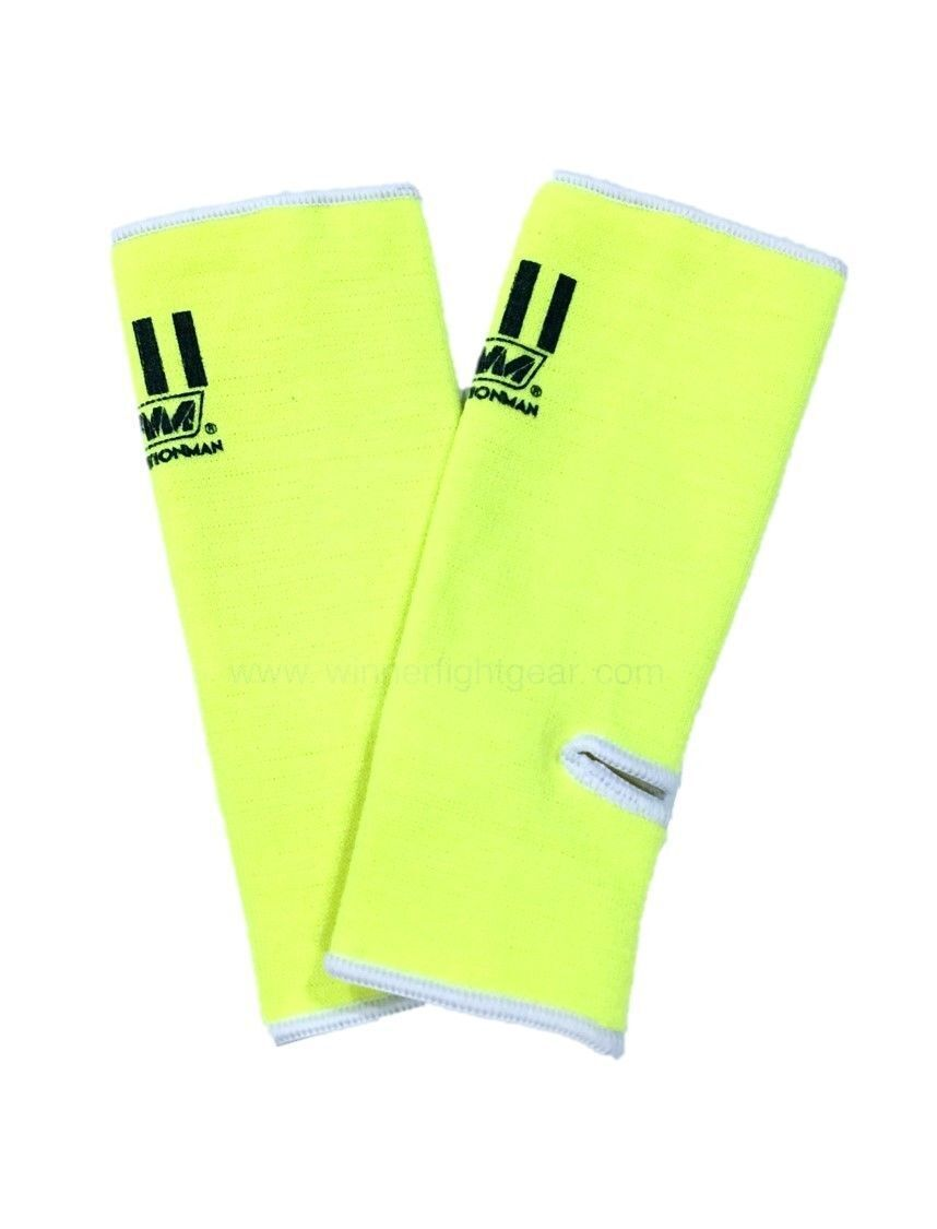 Nationman Ankle Support Muay Thai Kickboxing Elastic Fabric Free Shipping