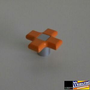 Mobilfino-pomolo-a-raggiera-arancio-armadio-cameretta-b-amp-b-cucina-orange-knob