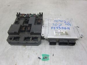 peugeot-2-0-HDI-ECU-BSI-Kit-0281010935-9650221480-90-Day-Guarantee