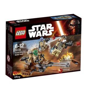 Lego Des De Pack Star Neuf Détails Jouet Combat Wars 75133 Sur Rebelles OPN8kw0nX