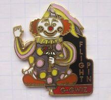CLOWN / FLIGHT PIN G-GWIZ ...................  Special Shape Ballon-Pin (130g)