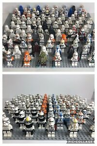 5-Clone-Stormtrooper-Army-LEGO-Star-Wars-Minifigures-LOT-RANDOM-FIGURES-READ