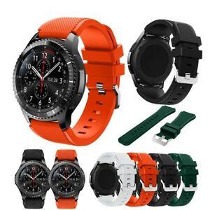 For-Samsung-Gear-S3-Frontier-Classic-Replacement-Silicone-Sports-Band-Strap