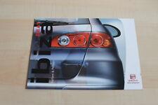 97951) Seat Ibiza - Farben & Polster - Prospekt 11/2003