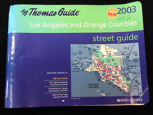 Details about 2003 THOMAS GUIDE MAP LOS ANGELES & ORANGE COUNTIES STREET on morrell map, mccormick map, lily map, jeanette map, a.t. map, p.a map, harding map, theran map, leich map, rupert map, jones valley map, supreme map, morgan map, missouri general assembly map, papas map, caban map, adan map, barbosa map, thorns map, s.s. map,