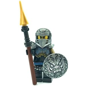 Lego 71719 71722 ninjago Hero Zane Minifigure only Master of the Mountain