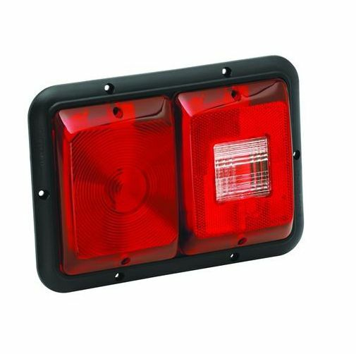 Bargman Double Tail Light for RV / Camper / Trailer / Motorhome / 5th Wheel