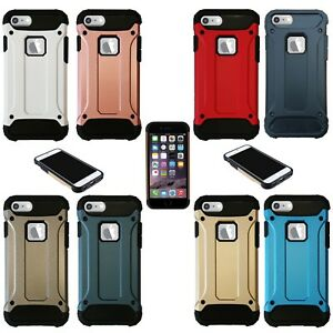Details about TUFF TOUGH HARD BACK FONE CASE TOUGH ARMOR COVER PROTECT FOR  APPLE IPHONE 5 5C 6