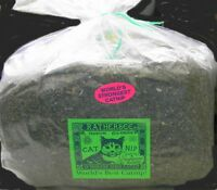 Ratherbee Loose Bulk 1 Lb (1 Pound) Eco-grown Catnip World's Strongest Cat Nip