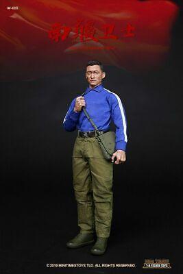 Mini Times Toys M015 1//6 Scale PLA Sino-Vietnamese War Solider Belt Model