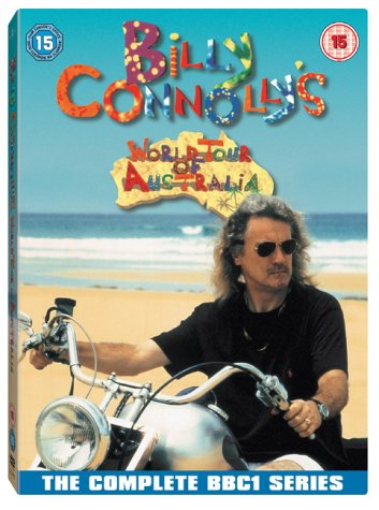 Billy Connolly's World Tour Of Australia [DVD]