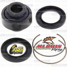 All Balls Rear Lower Shock Bearing Kit For Honda CR 250R 1989-1990 89-90 MX