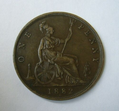 Great Britain 1 Penny 1882 H