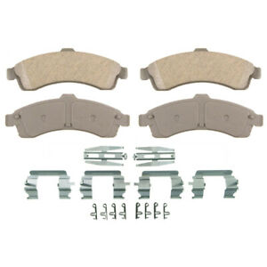 Disc Brake Pad-QuickStop Front WAGNER ZD882