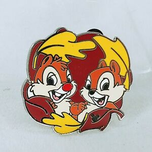 Hidden-Mickey-2007-Series-2-Chip-Dale-Fall-Disney-Pin-59022