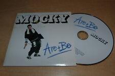 MOCKY - ARE + BE !!!!!!!!!!!!!!!!!!!!RARE CD PROMO!!!!!!!