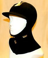 Ethos Beanie Multifunction Balaclava Winter Hat Cap Ski Mask Visor 2 In 1 Snow