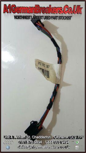 3t0971387 SKODA SUPERB MK2 08-13 Cablaggio per porta del vento unità di controllo 3T0 971 387