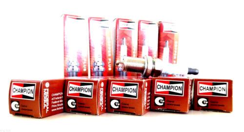 4x Champion oe026//t10 rc8dmc oe026 r04 copper plus bujía