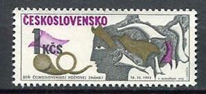 33201-Czechoslovakia-1972-MNH-Stamp-Day-1v