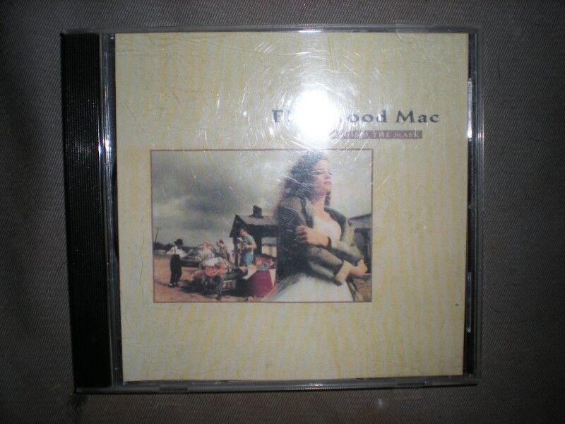 Fleetwood Mac Behind the mask vinyl recorded on cd