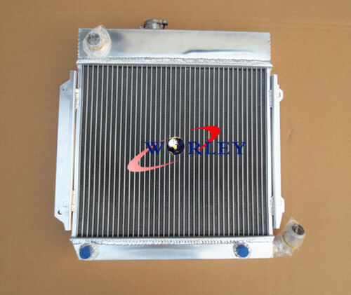 ALUMINUM RADIATOR FOR BMW E10 2002//1802//1602//1600//1502 TII//TURBO AT//MT 1966-1977