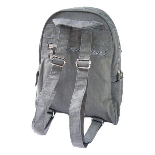 Damen City-Rucksack Freizeit Kinderrucksack Tasche Umhängetasche Bag Street VRu3