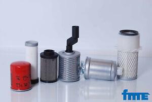 FILTERKIT Kubota ZD21 Ölfilter Luftfilter Dieselfilter